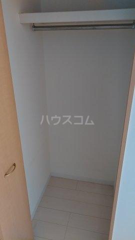 フェニックス大崎 202号室の収納