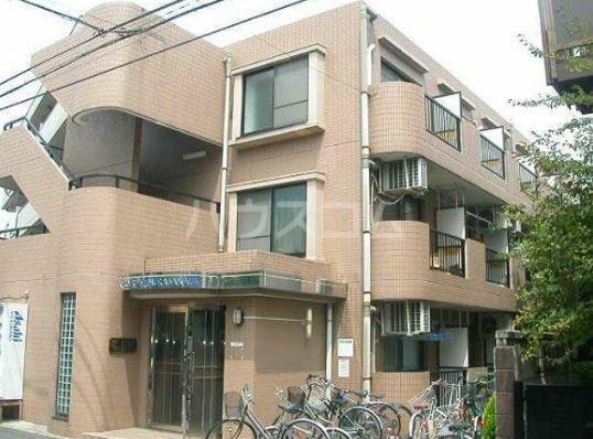 スカイコート志村坂上外観写真