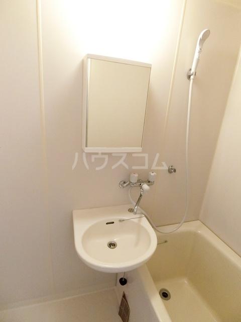 レジデンス松香 301号室の洗面所