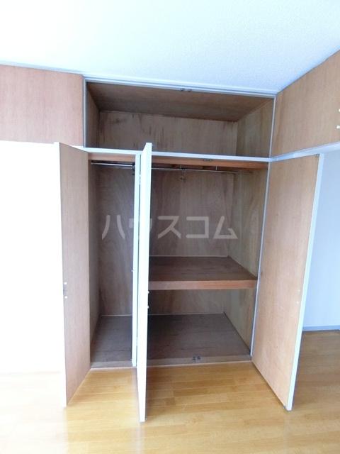 レジデンス松香 301号室の収納