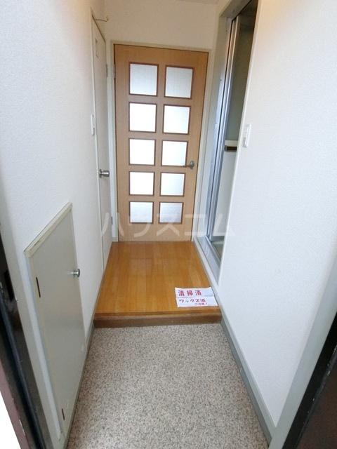レジデンス松香 301号室の玄関