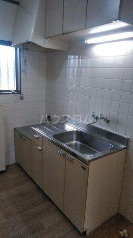 セゾンコート 105号室のキッチン
