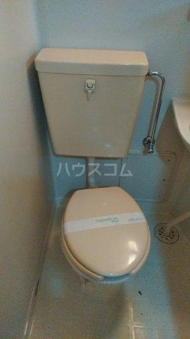 セゾンコート 105号室のトイレ