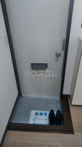 セゾンコート 105号室の玄関