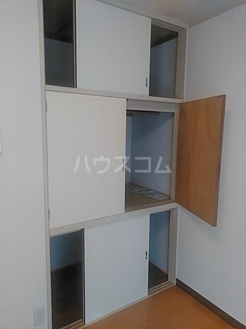 レクス入船 102号室の収納