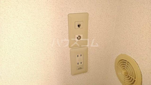 ポンデロッサ鶴見Ⅱ 103号室の設備
