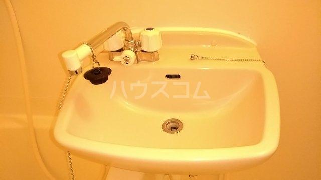 ポンデロッサ鶴見Ⅱ 103号室の洗面所