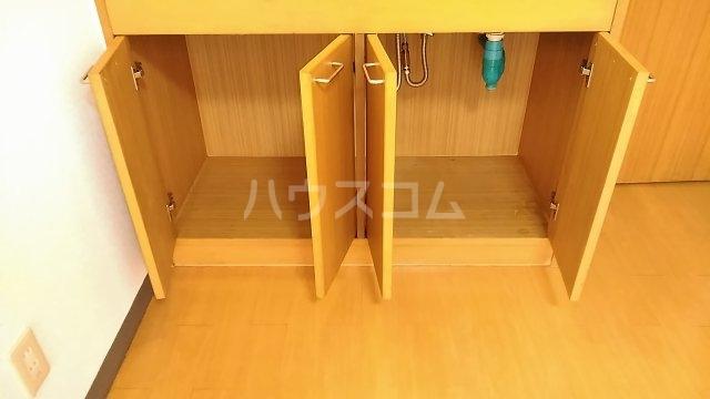 ポンデロッサ鶴見Ⅱ 103号室の収納
