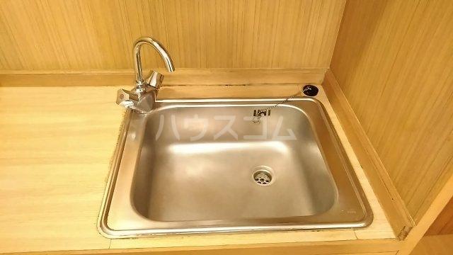 ポンデロッサ鶴見Ⅱ 108号室のキッチン