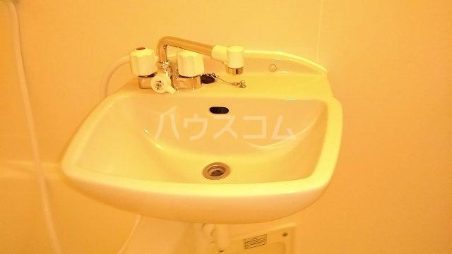 ポンデロッサ鶴見Ⅱ 108号室の洗面所