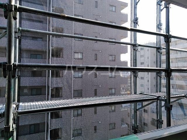 ピュアシティ東神奈川 702号室の景色