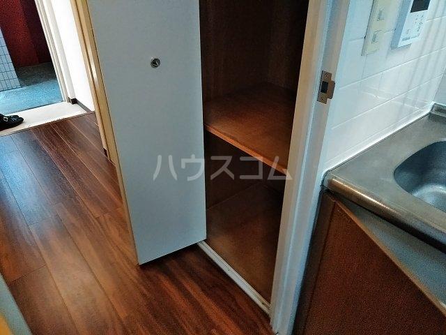 ピュアシティ東神奈川 702号室のベッドルーム