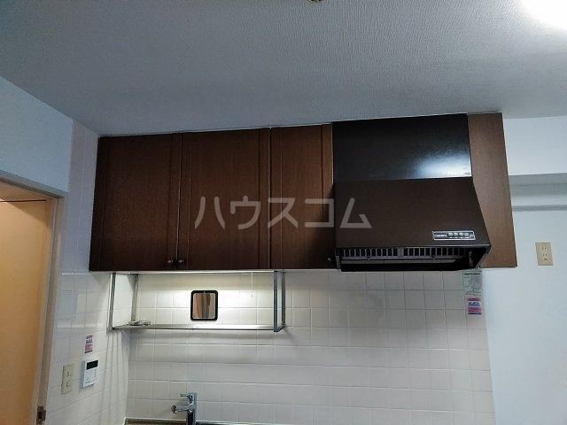 ピュアシティ東神奈川 702号室の設備