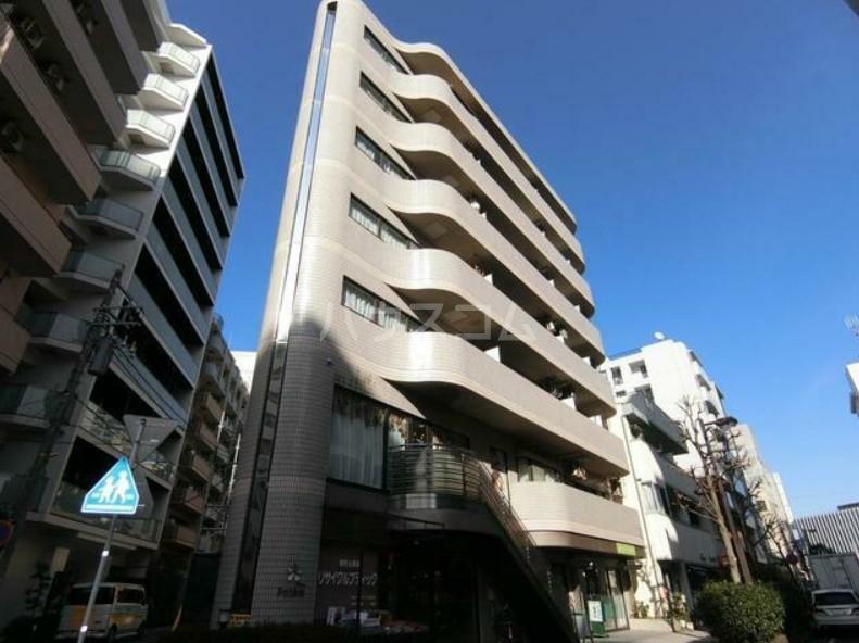 ピュアシティ東神奈川 702号室の外観