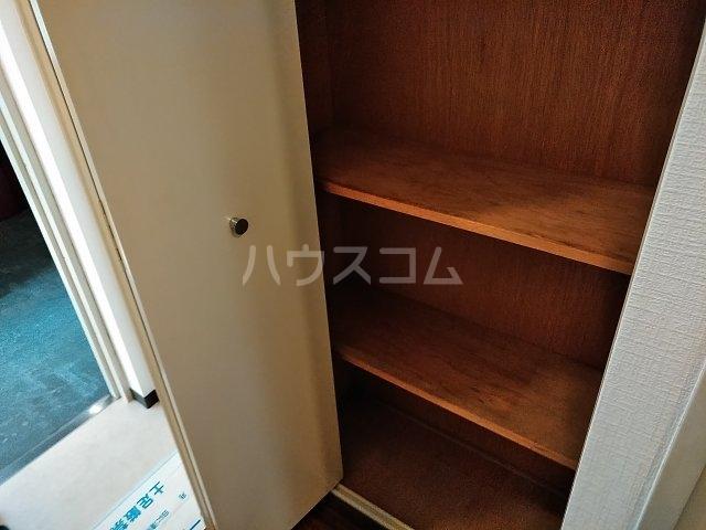 ピュアシティ東神奈川 702号室の収納