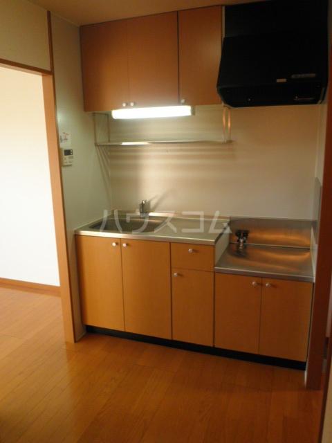 ニューハイツ日野 203号室のキッチン