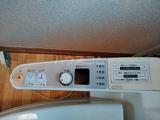 升水メンバーズハウスの設備