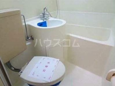 フォーライフ白金台第二 201号室の風呂