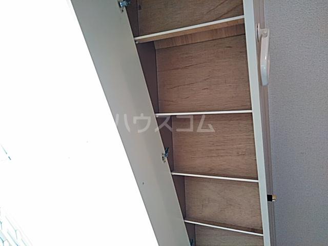 クレアコート 102号室の収納