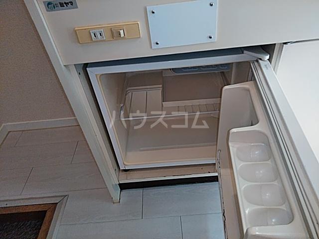 クレアコート 102号室のキッチン