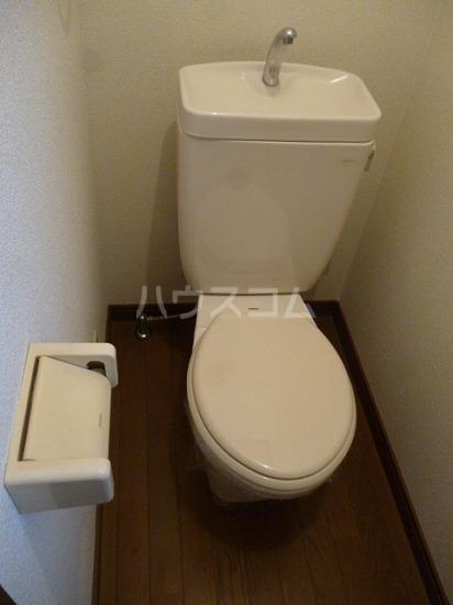 カメラートAのトイレ