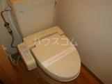 プリオール 101号室のトイレ