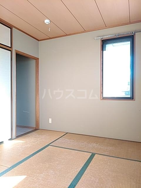 パルナスG 101号室の居室