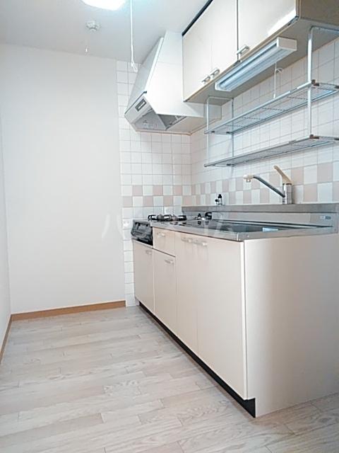 パルナスG 101号室のキッチン