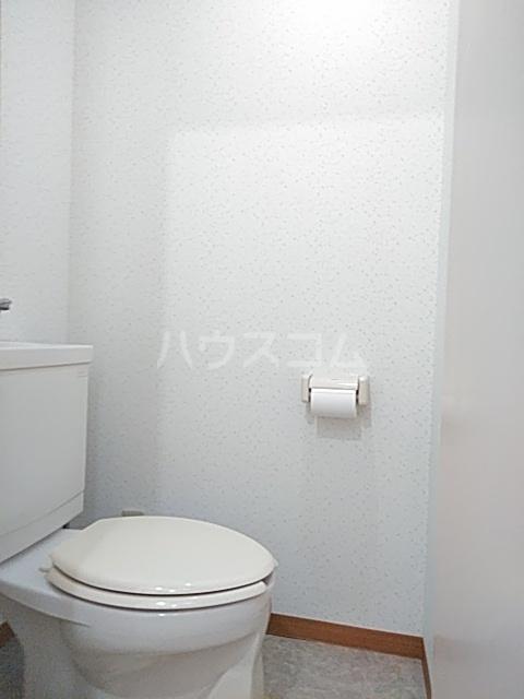 パルナスG 101号室のトイレ