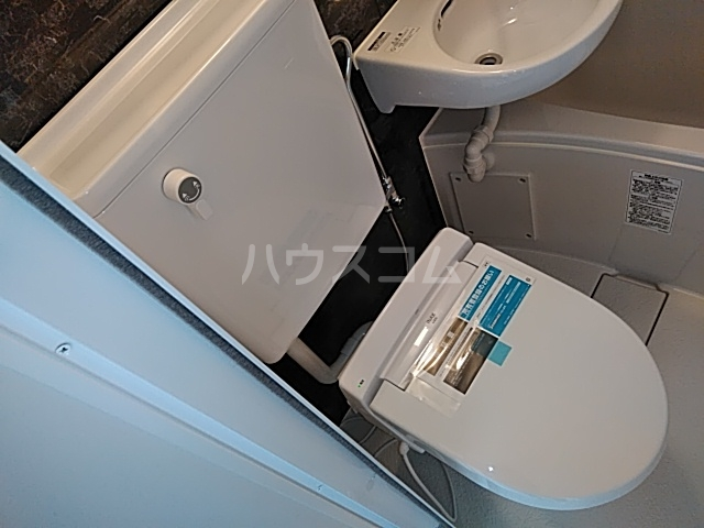 ユナイト大島デービス・ラブ 101号室のトイレ