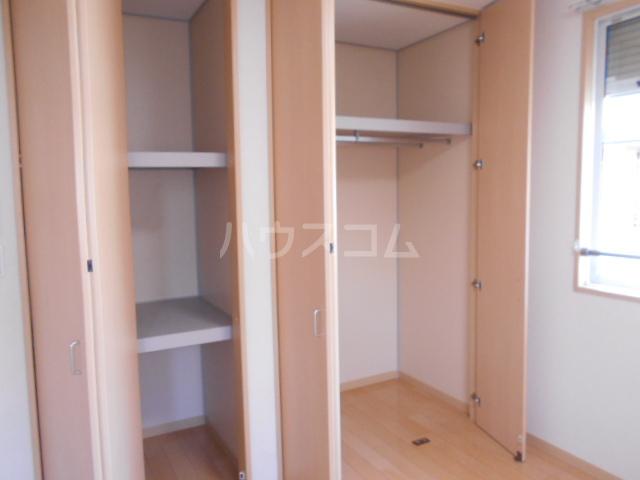 フィオーレ 1-202号室の収納