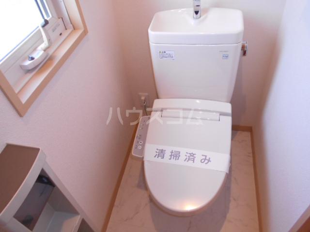 フィオーレ 1-202号室のトイレ