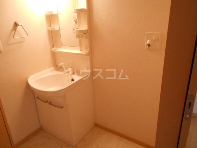 フィオーレ 1-202号室の洗面所