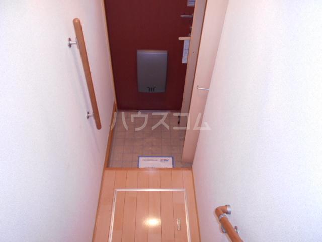 フィオーレ 1-202号室の玄関