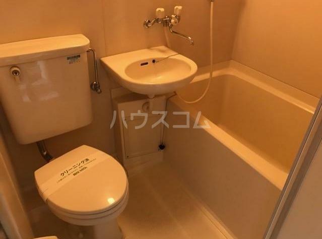 ハイツ356第2 206号室の風呂