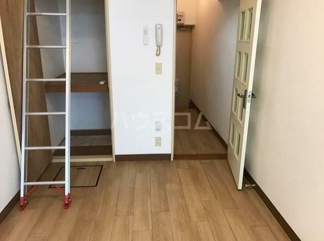 ハイツ356第2 206号室のベッドルーム
