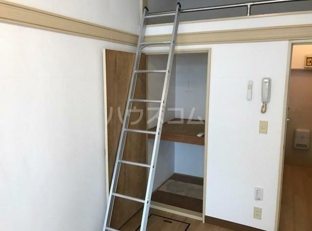 ハイツ356第2 206号室の収納