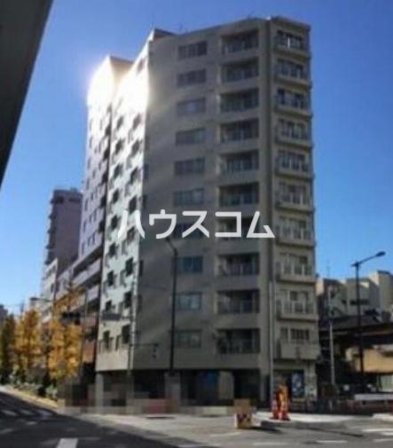 ライオンズマンション西五反田第2外観写真
