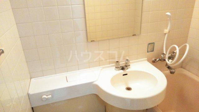 メゾン豊中パート22 303号室の洗面所