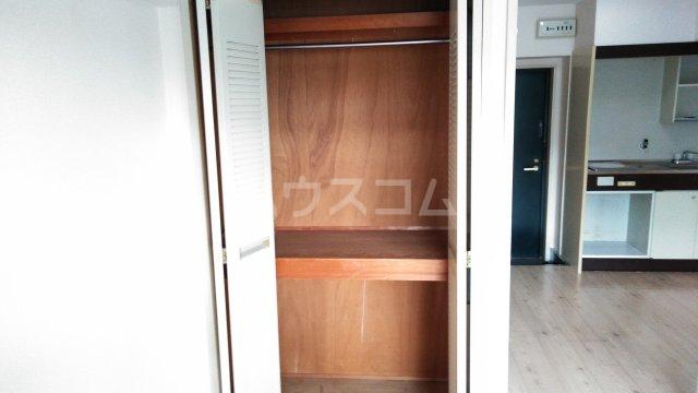 メゾン豊中パート22 303号室の収納