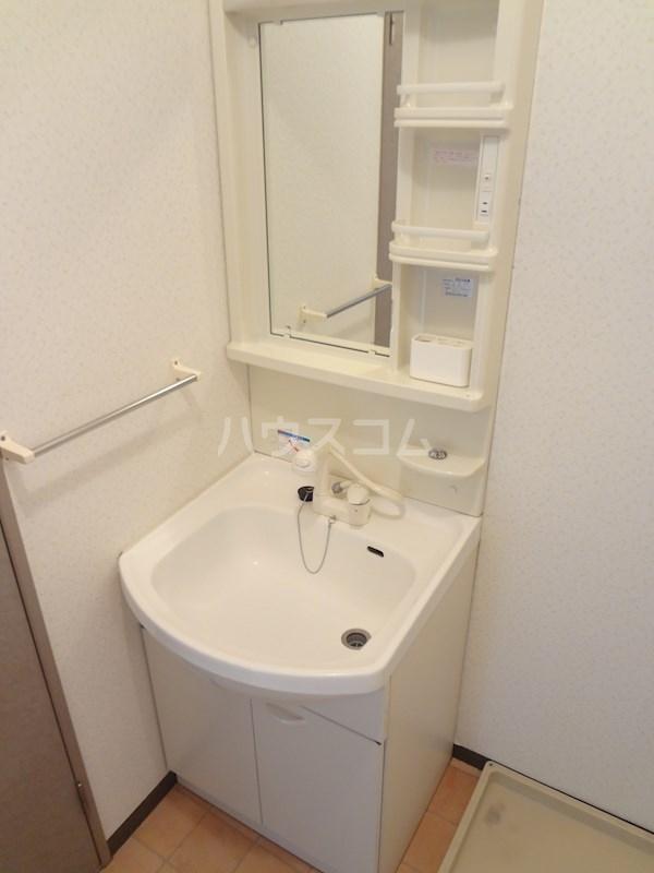 スクエアー仲畑 B205号室の洗面所
