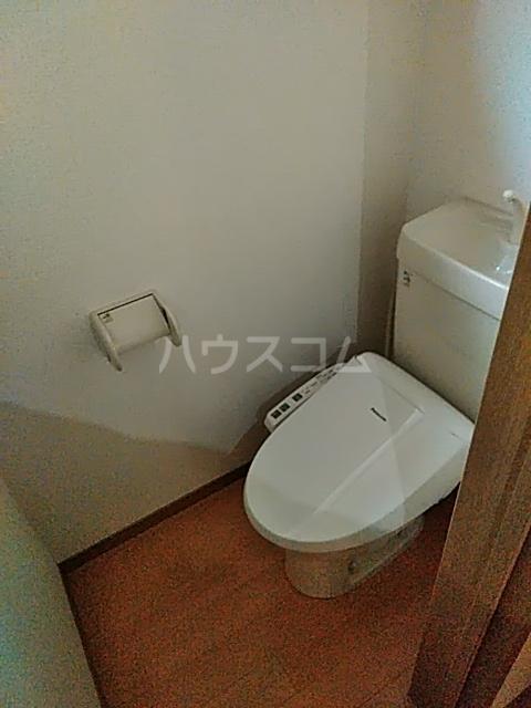 カトレアハイム B 105号室のトイレ