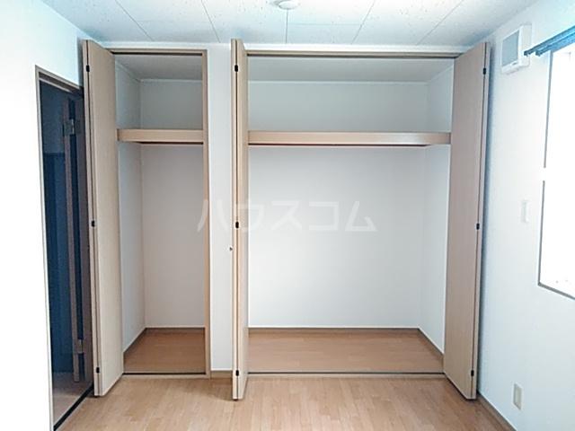 カトレアハイム B 105号室の収納