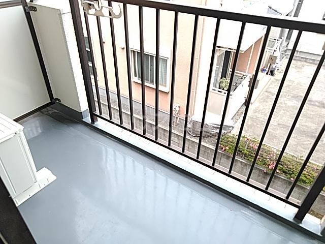 モナークマンション武蔵新城第2 319号室のトイレ