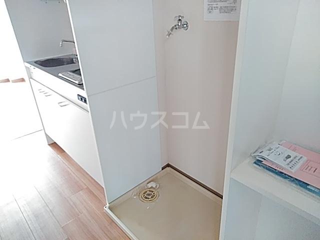 モナークマンション武蔵新城第2 319号室のバルコニー