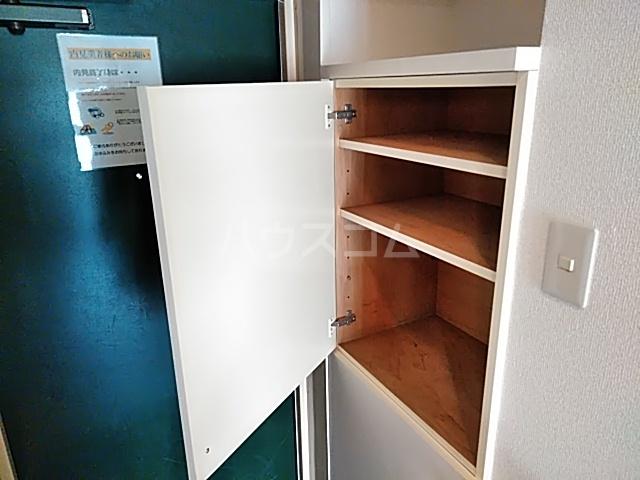 モナークマンション武蔵新城第2 319号室の設備