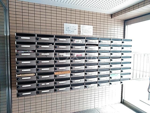 モナークマンション武蔵新城第2 319号室のその他共有