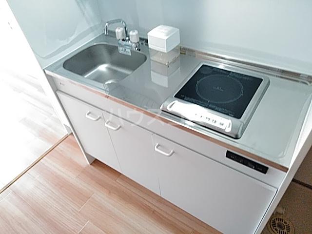 モナークマンション武蔵新城第2 319号室のキッチン