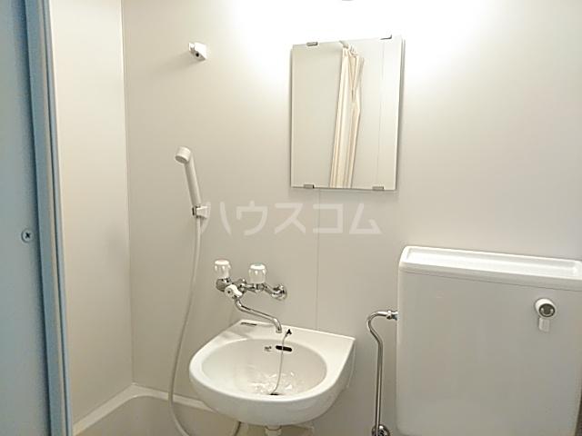 モナークマンション武蔵新城第2 319号室のロビー