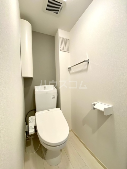 Chou Chou 306号室のトイレ